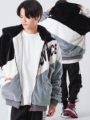 BLK×GRY