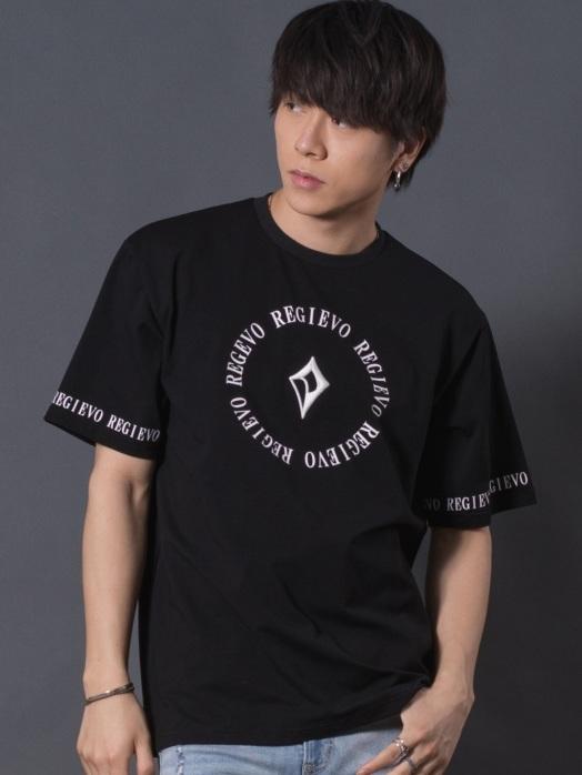 サークルロゴTシャツ